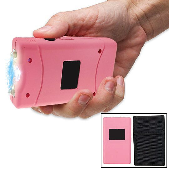 3 Million Volt Ladies Stun Gun Just $9.96!  Ships FREE!