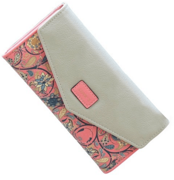 Dreambox Womens Envelope Leather Wallet Just $11.50 Down From $45!