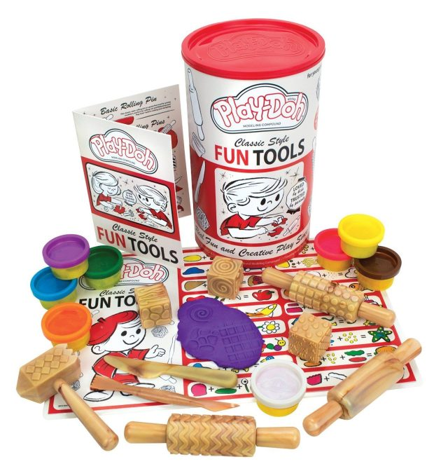 Play-Doh Classic Tools Playset Only $18.28!  (Reg. $30!)