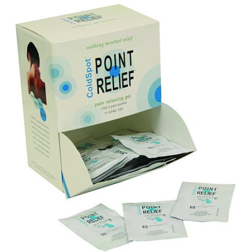 FREE Point Relief ColdSpot Sample!