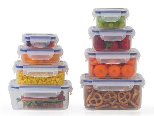 Little Big Box - By Popit! - 8 Container Storage / Food Saver Set Only $19.79!
