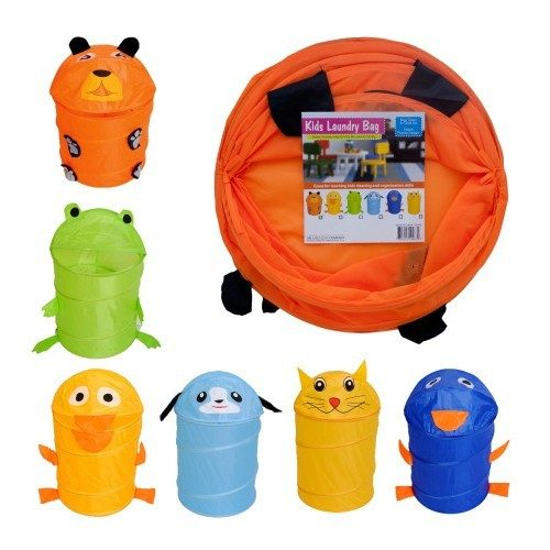 Instant PopUp Design Children's Laundry Bag Only $8.99! Ships FREE!