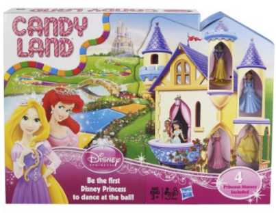 Candy Land Disney Princess Edition Just $13 Down From $20!