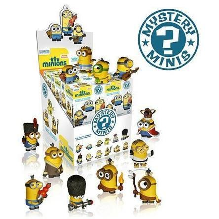 Funko Mystery Minis: Minions Movie 12 Pcs Just $4.59! Down From $17.97!
