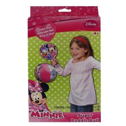 Minnie Mouse Inflatable Toy Deluxe Paddle Ball Set Just $8.39! Down From $49.99!