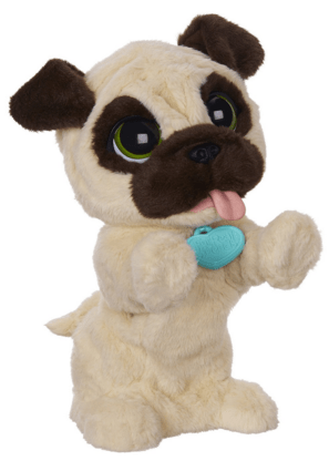 FurReal Friends JJ My Jumpin' Pug Pet Plush Just $20 Down From $40!