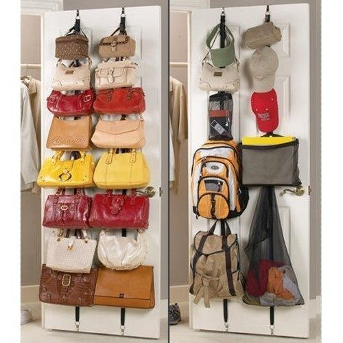 Over the Door Hanging Purse Rack 2 Pk Only $9.99 Ships FREE!