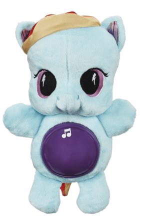Playskool Friends My Little Pony Rainbow Dash Glow Pony Just $11.19 Down From $17!