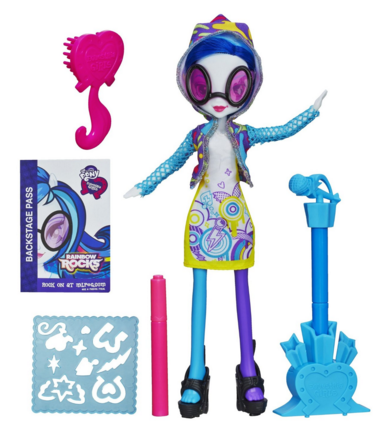 My Little Pony Equestria Girls DJ PON-3 Doll Just $9.75 Down From $22!
