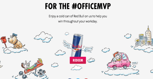 FREE Can Of Red Bull At 7-Eleven!!