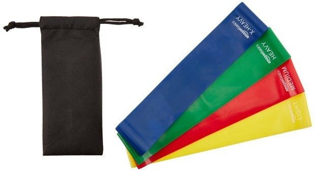 Resistance Loop Bands with Bag Just $11.90!