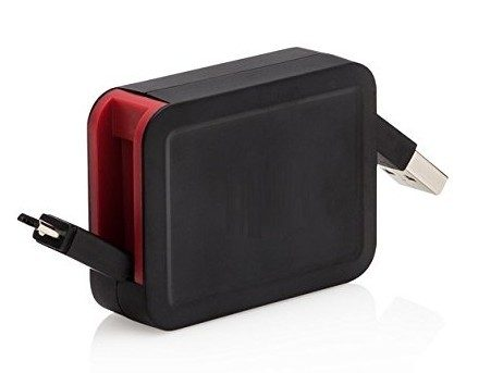 Ultra-Compact High-Speed Retractable USB To Micro-USB Cable Data Only $7.95! (Reg. $40)