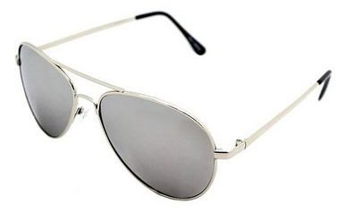 Retro Aviator Mirror Sunglasses Only $4.78 + FREE Shipping!