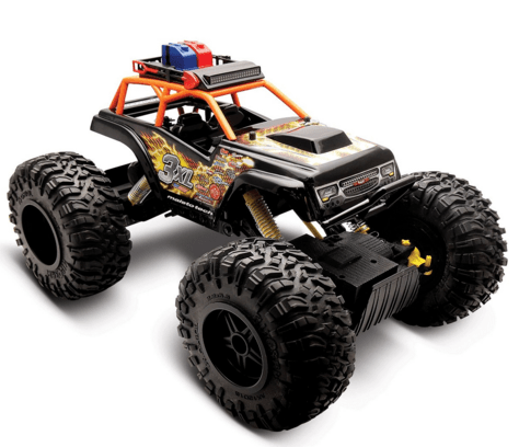 Maisto R/C Rock Crawler 3XL Radio Control Vehicle Just $25.50 Down From $80!
