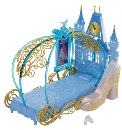 Disney Princess Cinderella's Dream Bedroom Playset Doll Just $10.24 Down From $25!