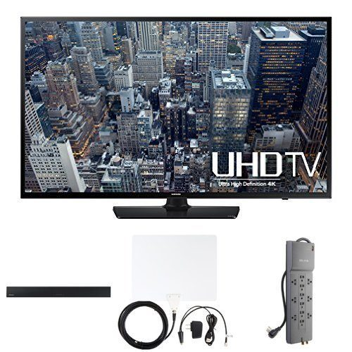 Samsung 48-Inch 4K TV with Home Theater Bundle Was $1180 Now Just $599.99!