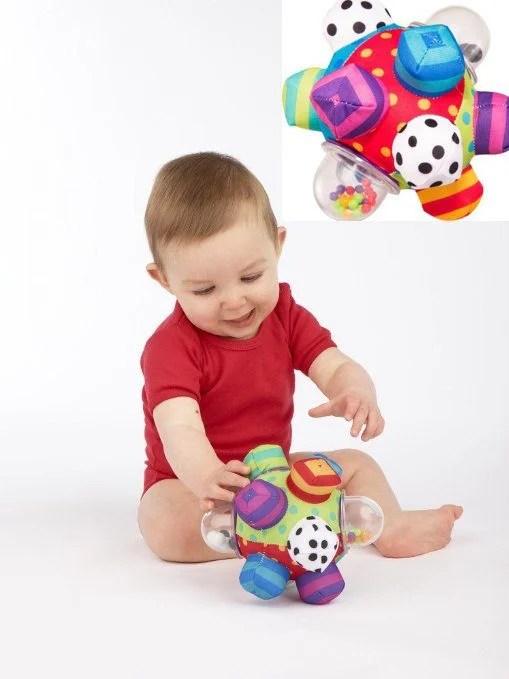 Sassy Developmental Bumpy Ball Just $6.57! (Reg. $10)