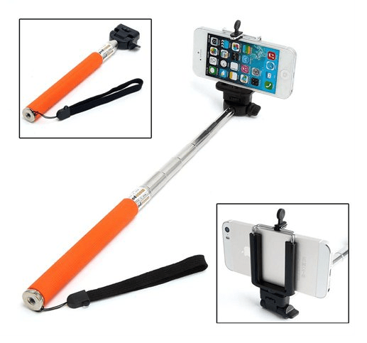 Selfie Stick With Bluetooth Remote Just $7.89! (Reg. $18.39) Ships FREE!