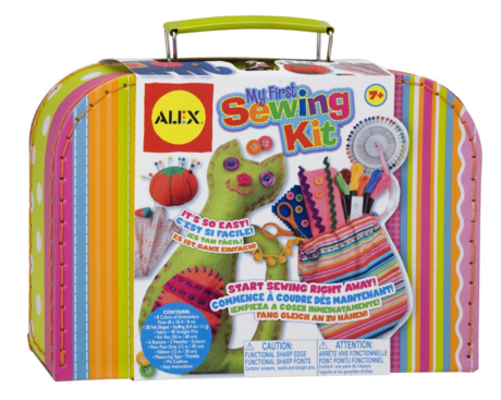 ALEX Toys Craft My First Sewing Kit Just $19 Down From $35!