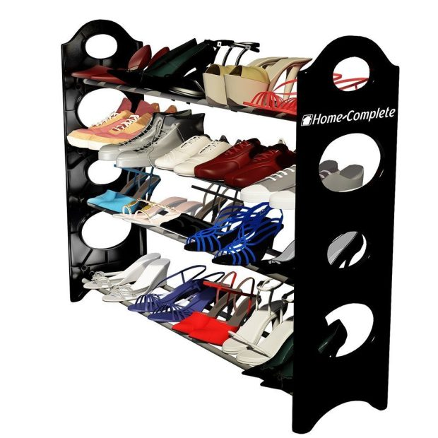 Shoe Rack Organizer Storage Bench Only $21.99! Down From $55!