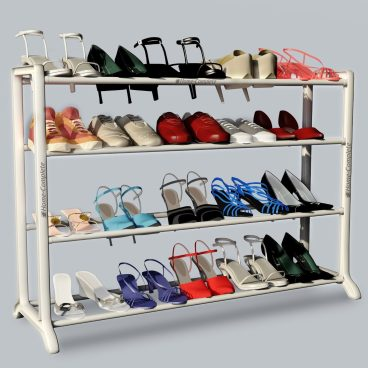 Price Drop! Neatlizer Shoe Rack Just $9.99! (Reg. $53)