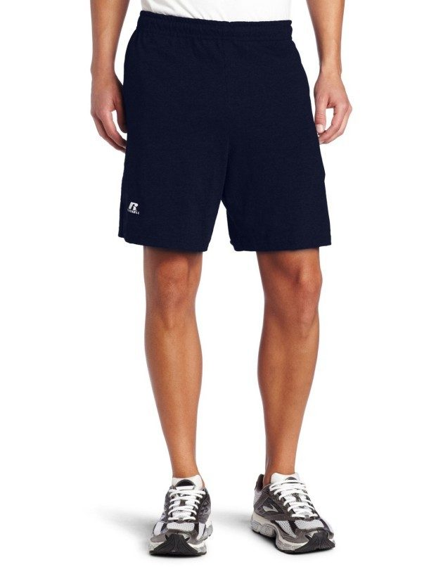 Russell Athletic Men's Cotton Performance Baseline Short Now Only $8.99!