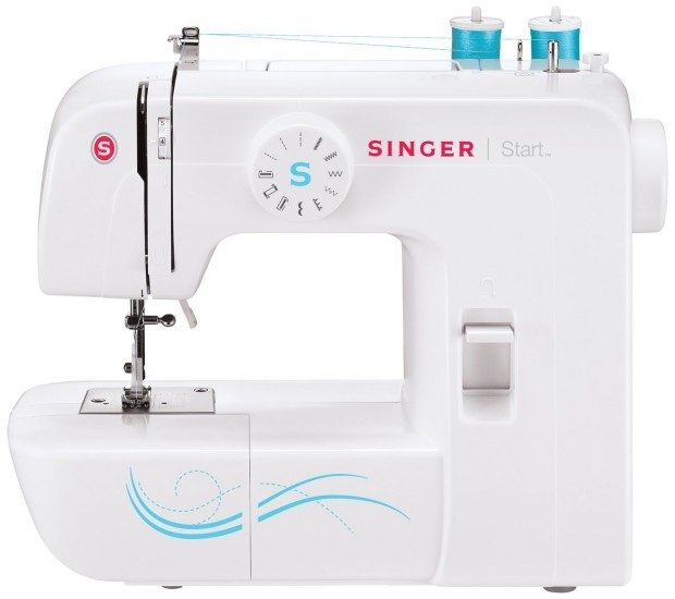 SINGER Start Basic Sewing Machine with ZigZag, Blind Hem &More Was $160 Now Only $59.99!