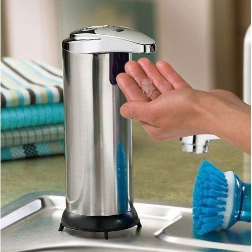 Touchless  Soap Dispenser Just $11.99 Plus FREE Shipping!