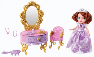 Disney's Sofia The First Royal Vanity 60% OFF - Just $9.99!