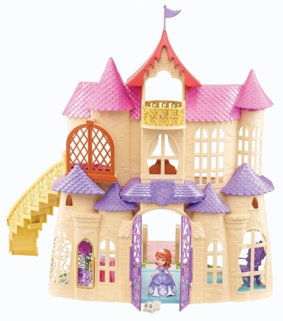 Sofia The First New Magical Talking Castle Only $31.99 (Reg. $59.99)!