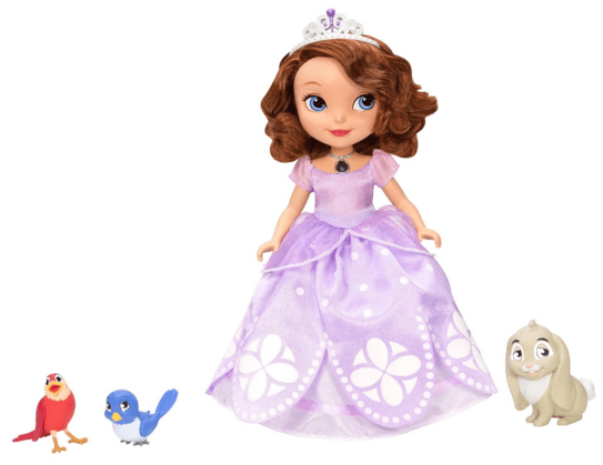 Disney Sofia The First Talking Sofia And Animal Friends Just $17.34 Down From $40!