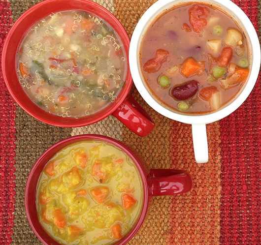 Boulder Organic Foods:  Reach Your Health Goals With These Tasty Soups!
