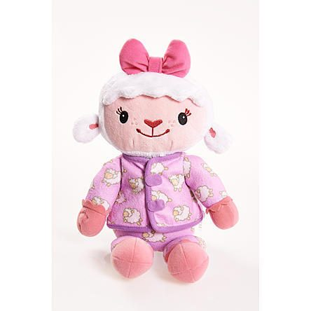Disney Doc McStuffins Sleepy-Time Lambie with Lavender Pajamas Just $6.99 Down From $24.99 At Sears!