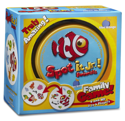 Spot It Junior Animals Just $6.26 Down From $10!