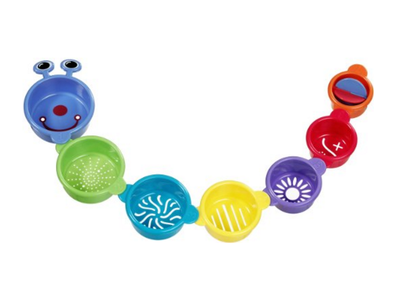 Munchkin Caterpillar Spillers Stacking Cups Only $5.99! (Reg. $18!)
