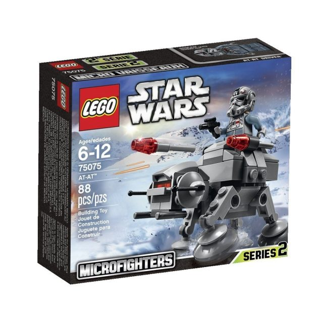 LEGO Star Wars AT-AT Toy Now Just $9.49!