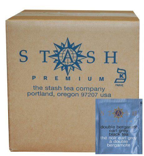 Stash Tea Double Bergamot Earl Grey Tea Only $15.99!