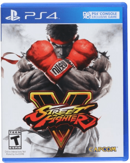 Street Fighter V - Collector's Edition - PS4 Just $55.29 Down From $100!