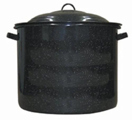 Granite Ware 21-Quart Stock Pot Only $17.98 (reg $37)!