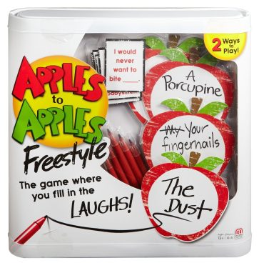 Apples To Apples Freestyle Just $4.72! (Reg. $20)