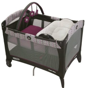 Pack 'N Play With Napper / Changer Just $67.99! (Reg. $100)