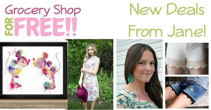 5 New Deals From Jane!