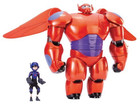 Big Hero 6 Flying Baymax & Hiro Just $14.99! (Was $40)