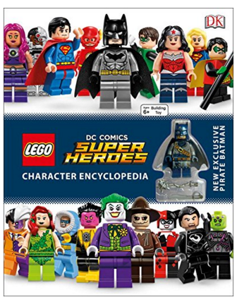 LEGO DC Comics Super Heroes Character Encyclopedia Just $13.40 Down From $19!