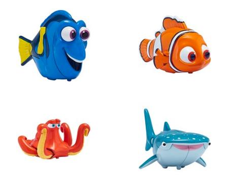 Finding Dory Swigglefish Figures Just $5.59! (Reg. $7)