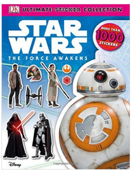Ultimate Sticker Collection: Star Wars: The Force Awakens Just $8.36 Down From $13!