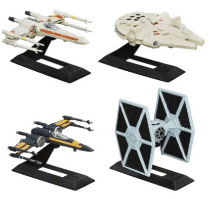 Star Wars The Black Series Titanium Series Vehicles Multi Pack Just $15 Down From $22!