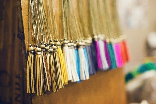 Long Tassel Statement Necklaces - 13 Colors Only $5.99 Shipped!