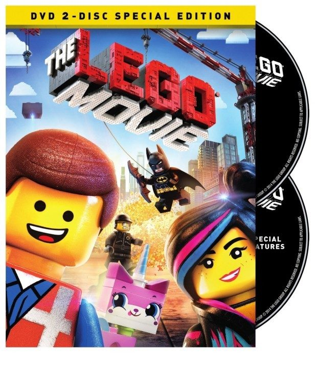 The LEGO Movie On DVD Only $10!