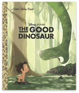 The Good Dinosaur Hardcover Just $3.02 Down From $5!